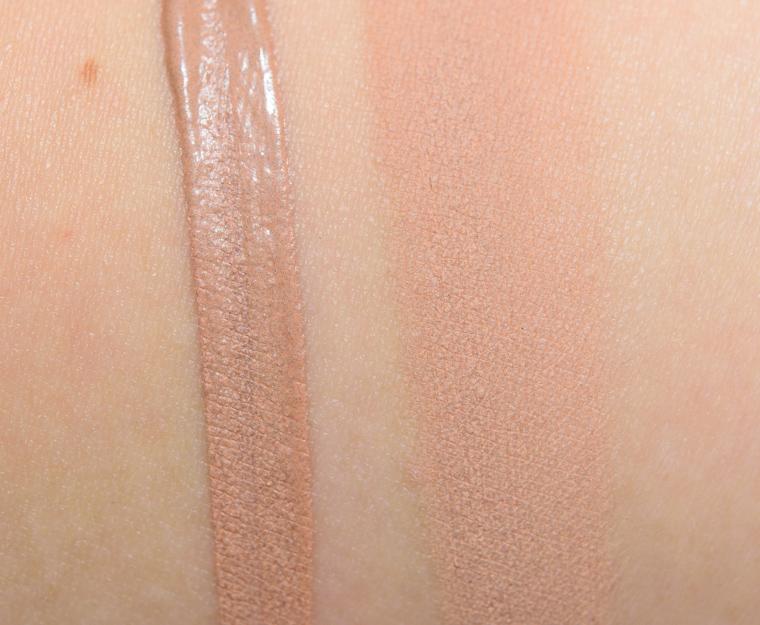Giorgio Armani Nude Smoke (24) Matte Eye Tint