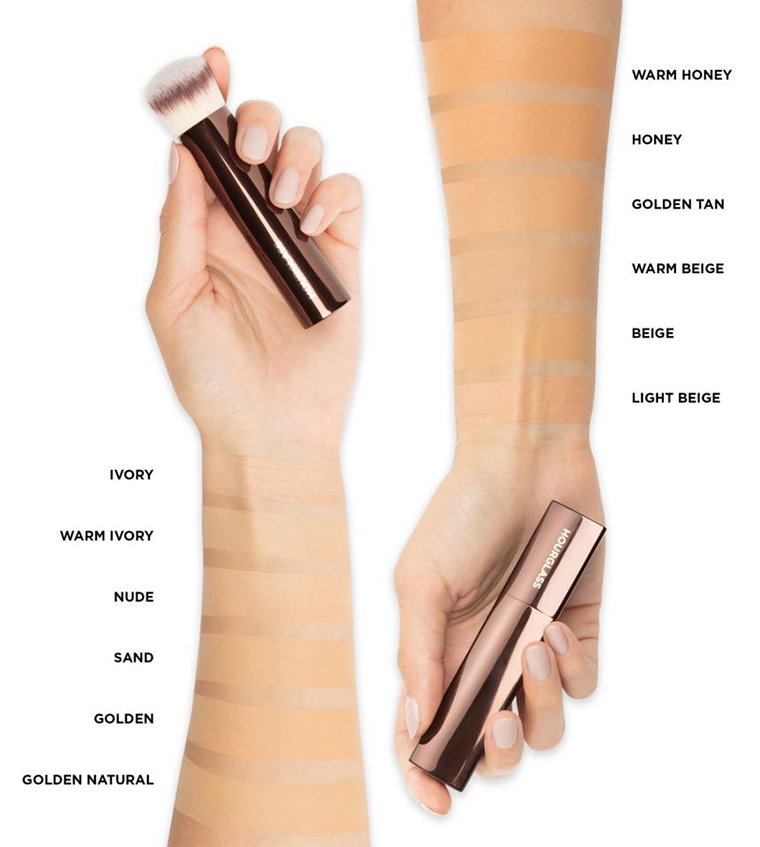 Hourglass Vanish Foundation
