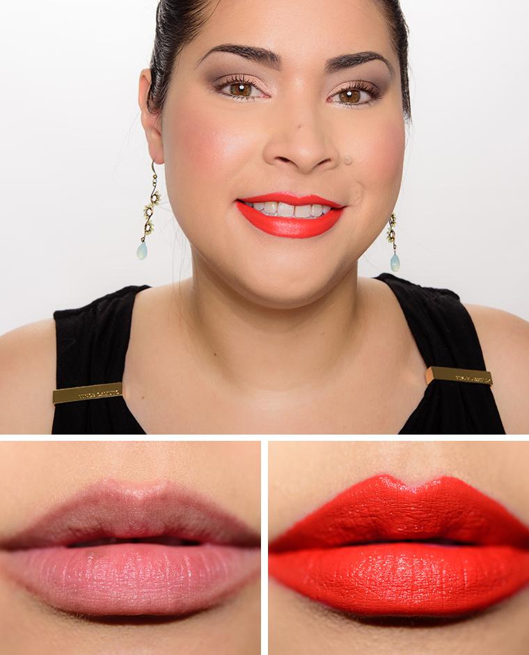 make up for ever c403 c404 c405 artist rouge lipsticks