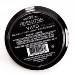 Makeup Revolution Radiant Lights Vivid Baked Highlighter Powder
