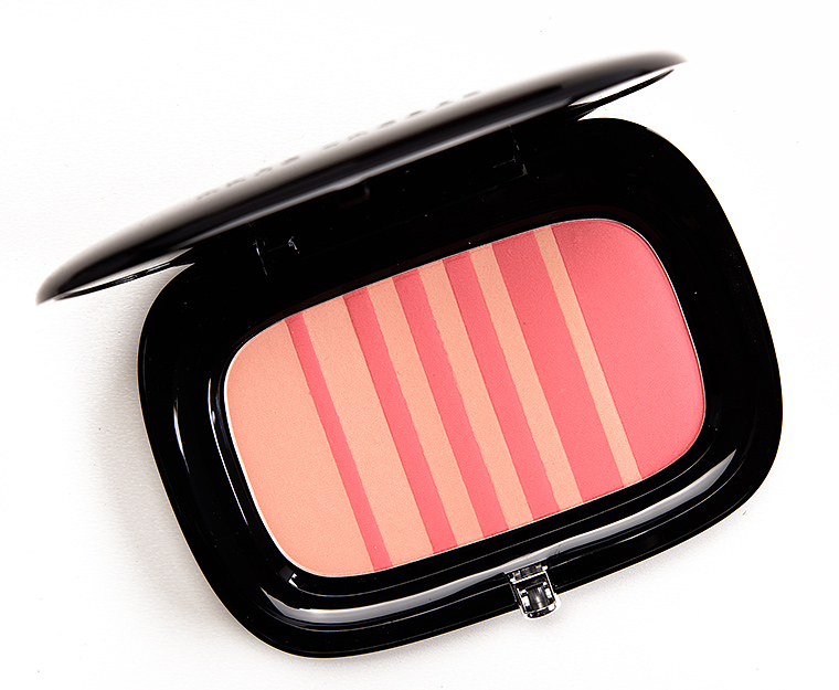 Marc Jacobs Beauty Lines & Last Night (502) Air Blush Review, Photos, Swatches