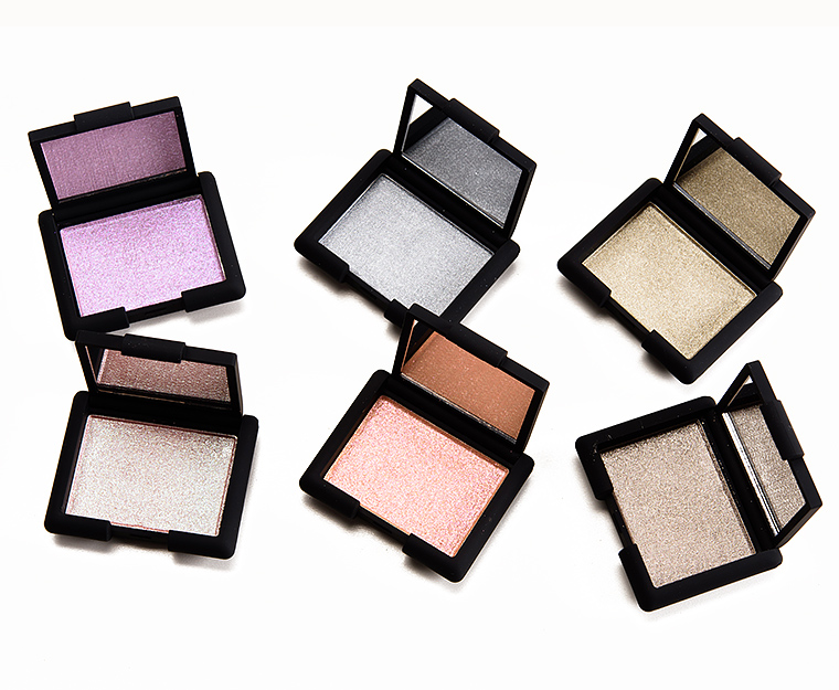 NARS Hardwired Eyeshadows
