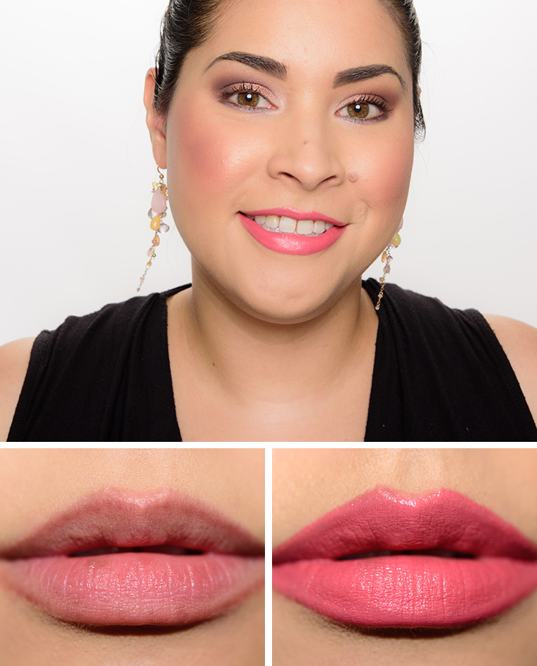 Shiseido Coral Shore (RD309) Rouge Rouge Lipstick