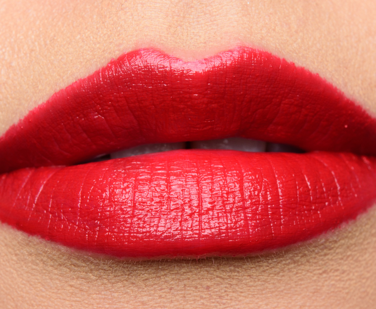 Shiseido Ruby Copper (RD501) Rouge Rouge Lipstick