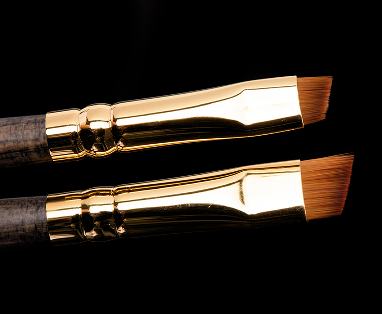 Smith Cosmetics #203 Micro Angled Liner Brush
