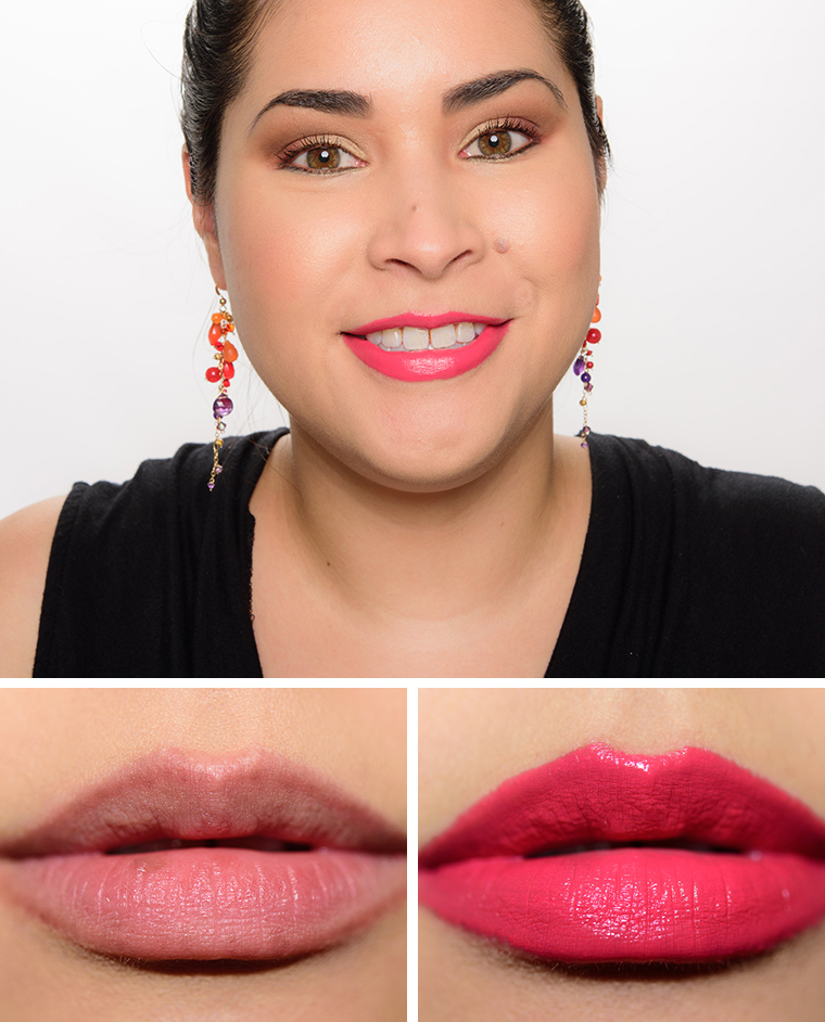 Bobbi Brown Tahiti Pink Luxe Lip Color