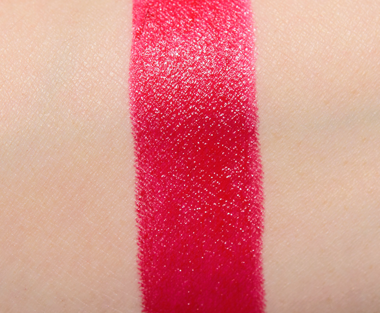 Bobbi Brown Imperial Red Luxe Lip Color