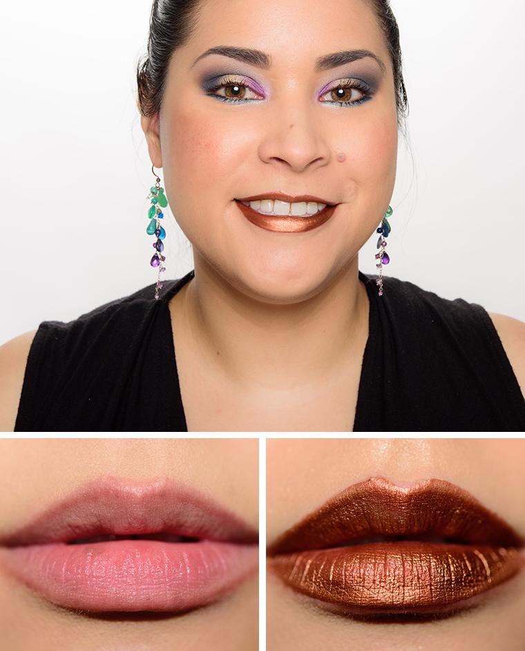 ColourPop DM Ultra Metallic Liquid Lipstick