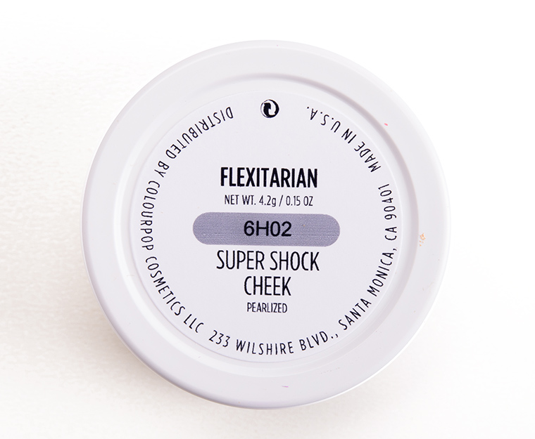 ColourPop Flexitarian Super Shock Cheek
