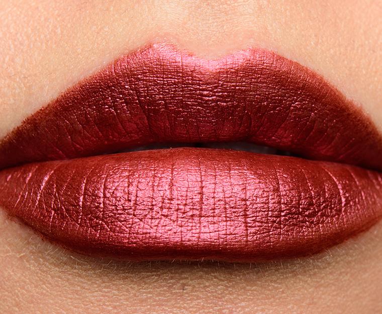 ColourPop Mugshot Ultra Metallic Liquid Lipstick