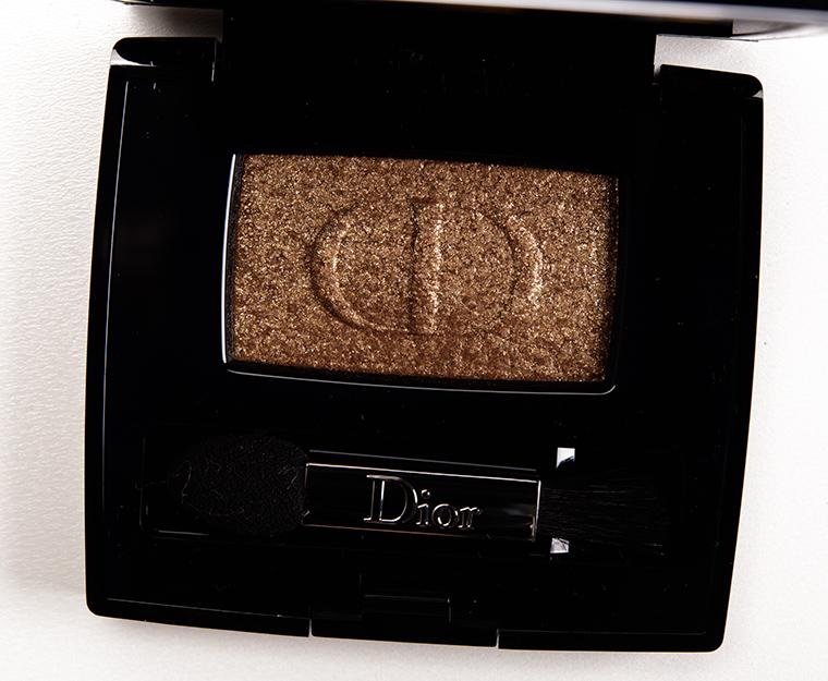 Dior Fire (584) Diorshow Mono Lustrous Smoky Eyeshadow