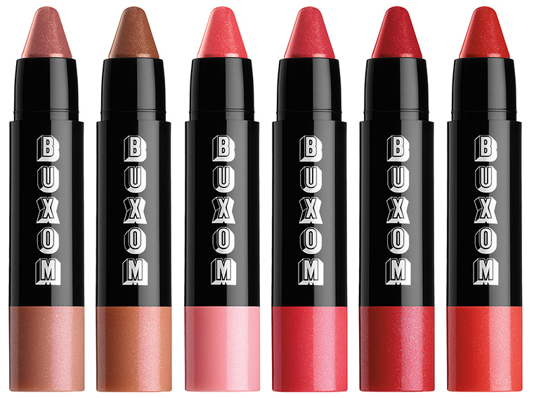 Buxom Shimmer Shock Lipstick for Fall 2016