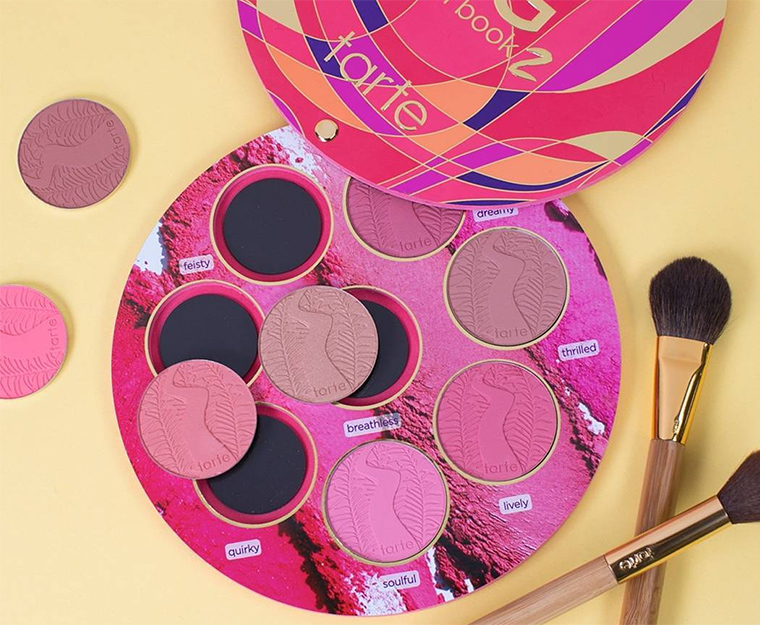 Tarte Blush Book II Palette