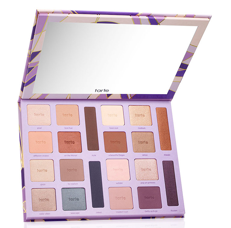Tarte Color Vibes Amazonian Clay Palette