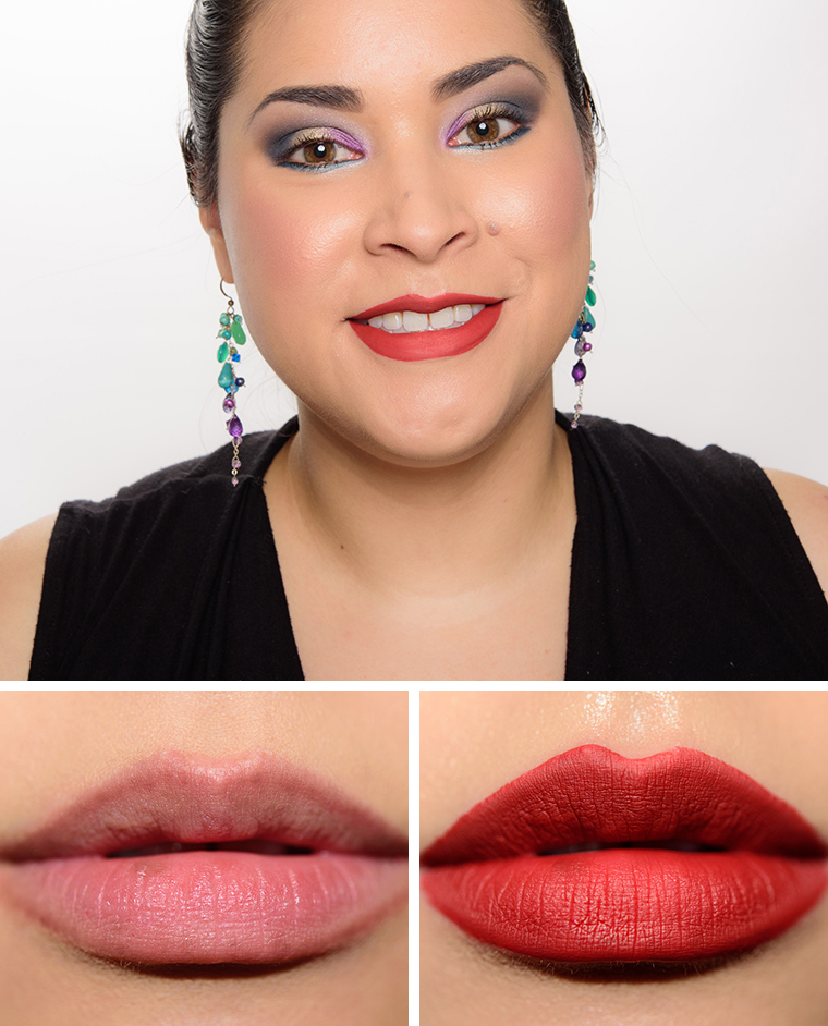 Kat Von D Project Chimps Everlasting Liquid Lipstick
