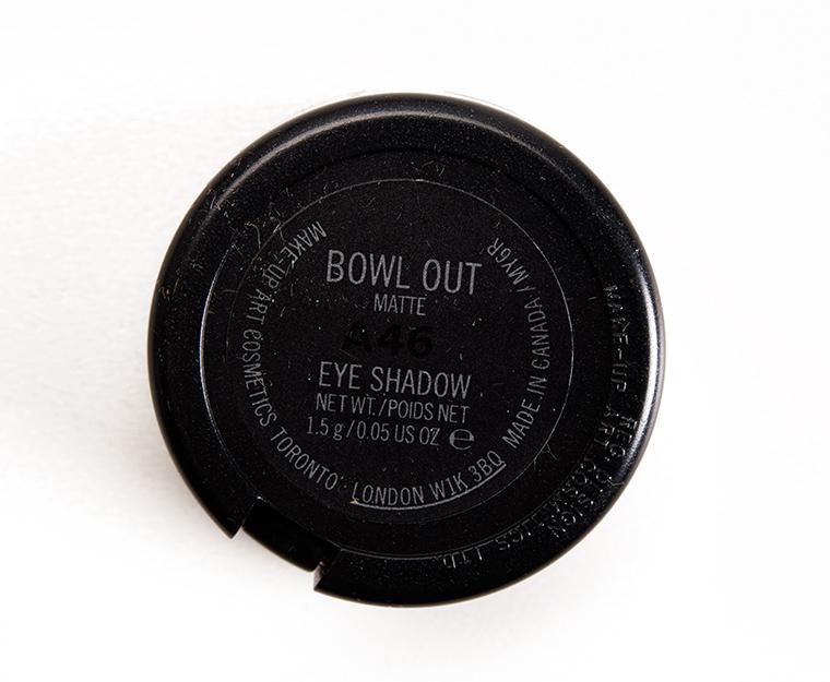 MAC Bowl Out Eyeshadow