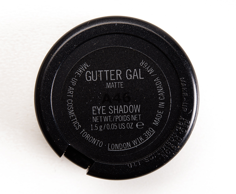 MAC Gutter Gal Eyeshadow