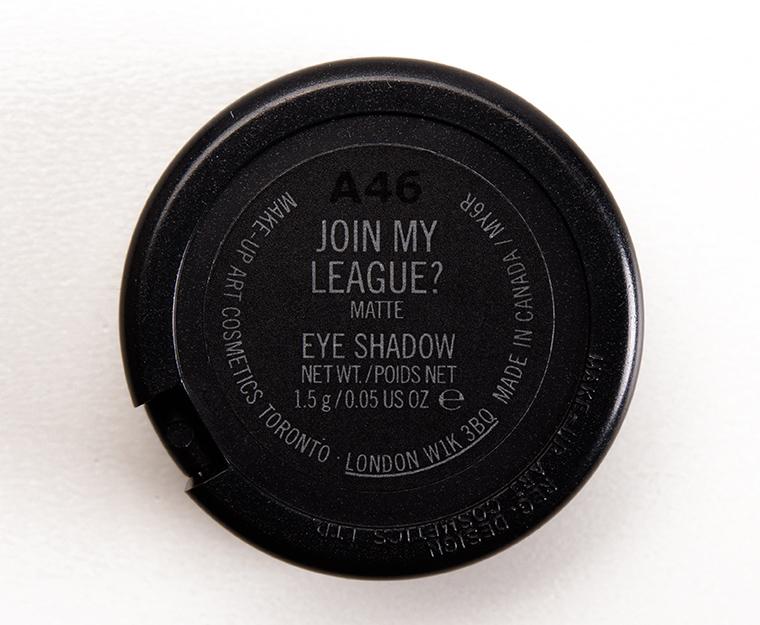 MAC Join My League Eyeshadow