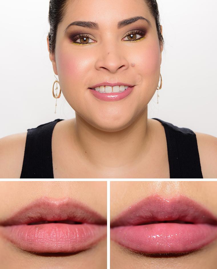 Survey Compare Reviews >> MAC Viva Glam Ariana Grande 2 Lipglass & Lipstick Review, Photos, Swatches