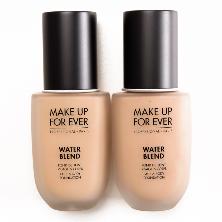Make Up For Ever Y305 Water Blend Face & Body Foundation