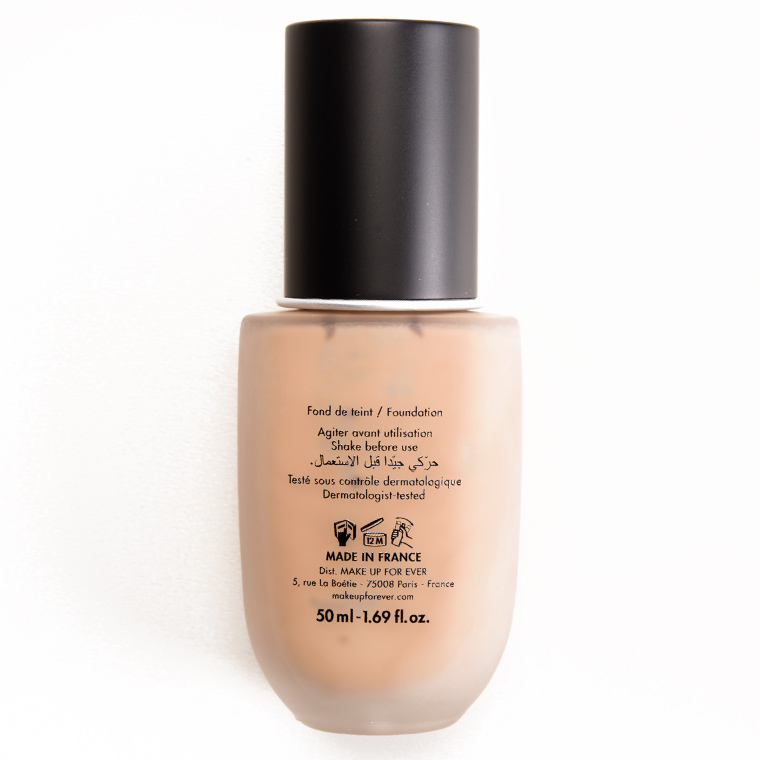 Make Up For Ever Y315 Water Blend Face & Body Foundation