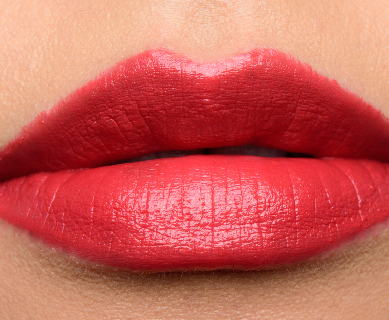Shiseido First Bite (RD307) Rouge Rouge Lipstick