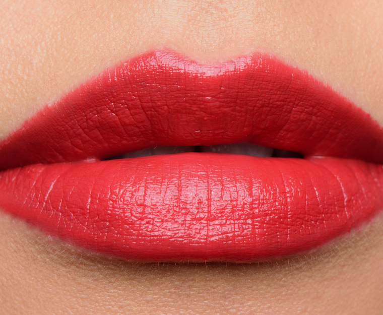 Shiseido Toffee Apple (RD308) Rouge Rouge Lipstick