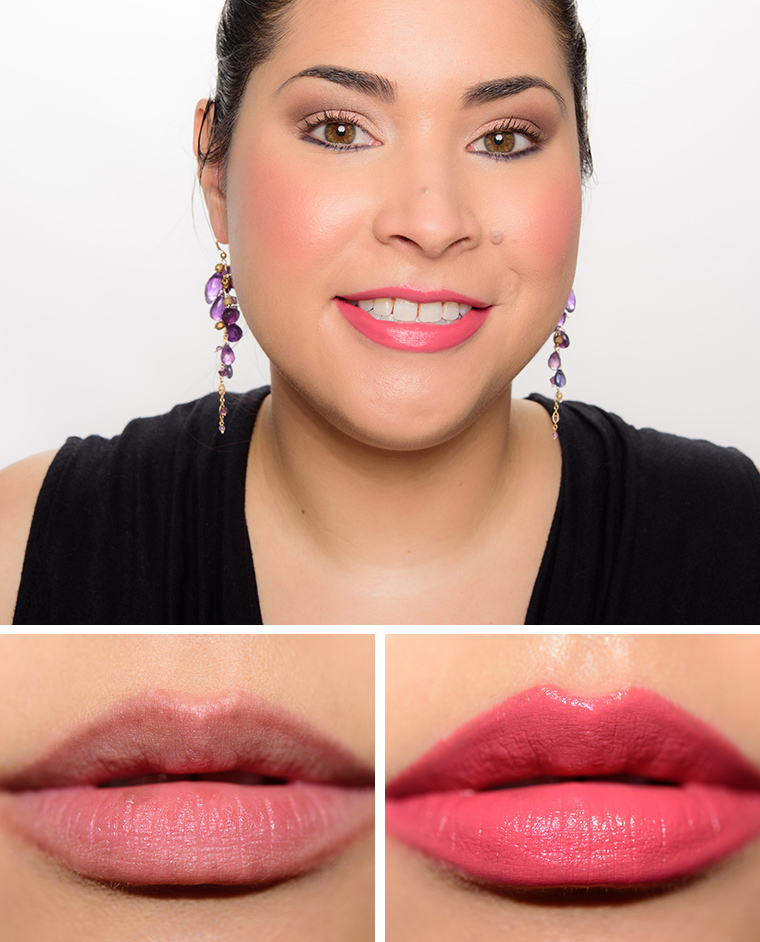 Shiseido Crime of Passion (RD311) Rouge Rouge Lipstick