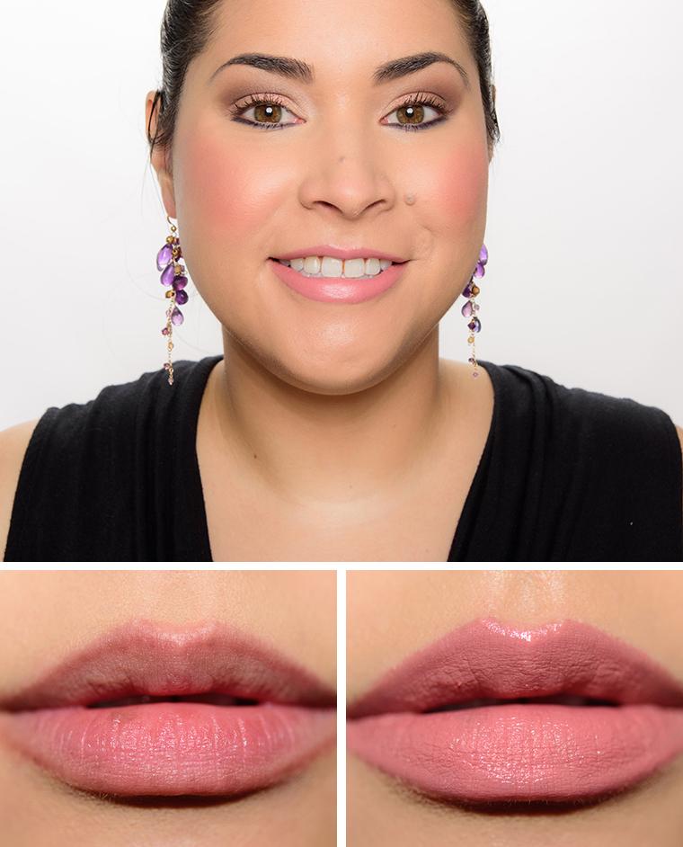 Shiseido Hushed Tones (RD713) Rouge Rouge Lipstick