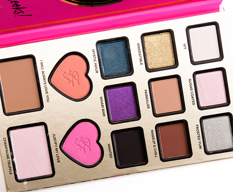 Too Faced x NikkieTutorials The Power of Makeup Palette