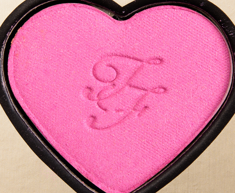 Too Faced Justify My Love Love Flush Long-Lasting 16-Hour Blush