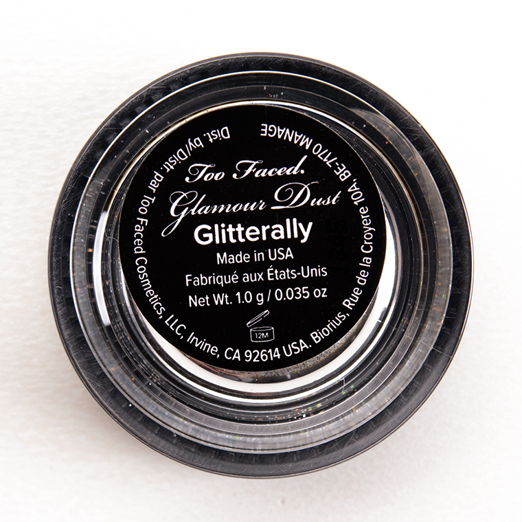Too Faced Glitterally Loose Glitter