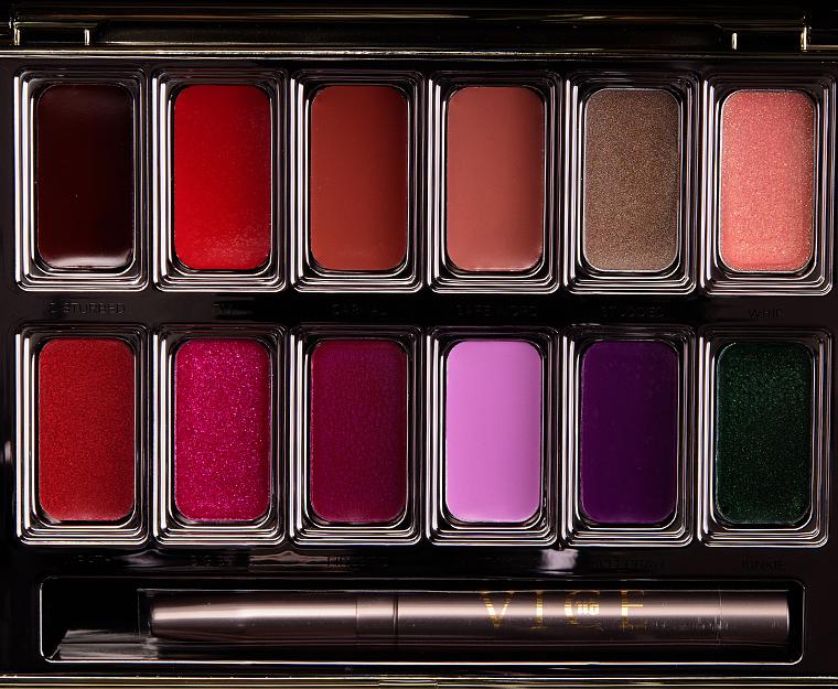 Urban Decay Junkie Vice Lipstick Palette