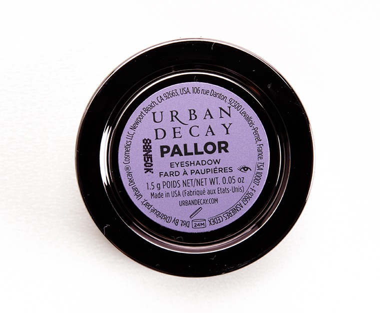 Urban Decay Pallor Eyeshadow