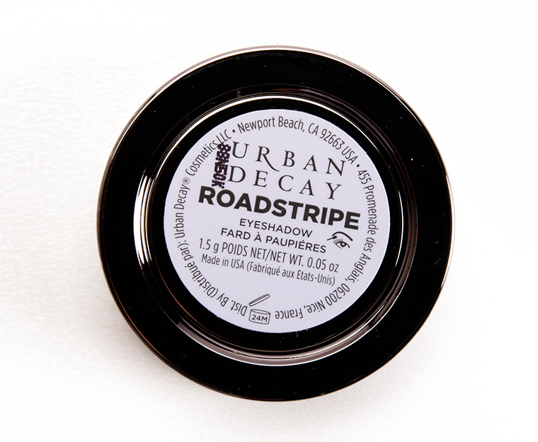 Urban Decay Roadstripe Eyeshadow