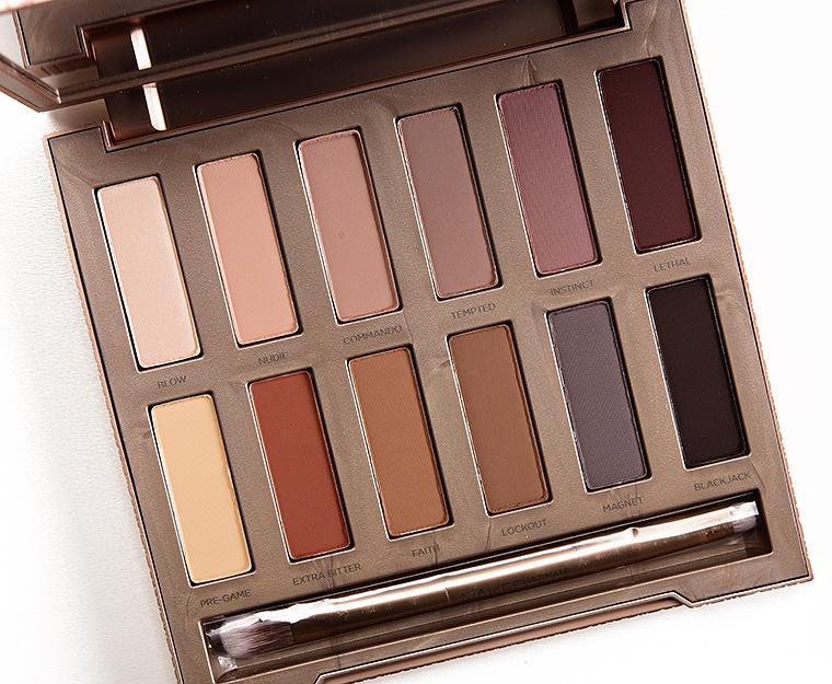 Urban Decay Naked Basics Eyeshadow Palette | MUABS - Buy