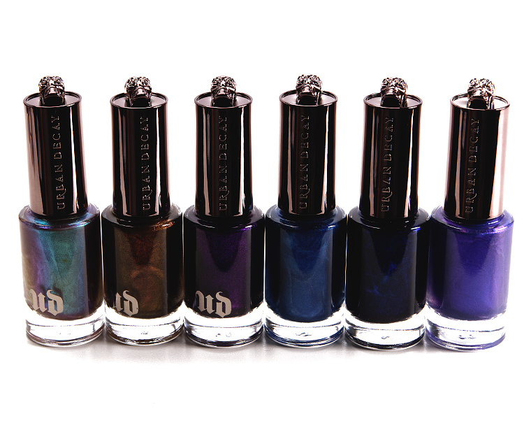 Urban Decay XX Vintage Nail Colors
