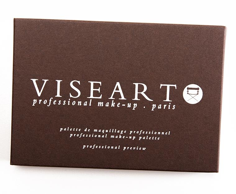 Viseart Highlight/Contour (01) Blush Palette