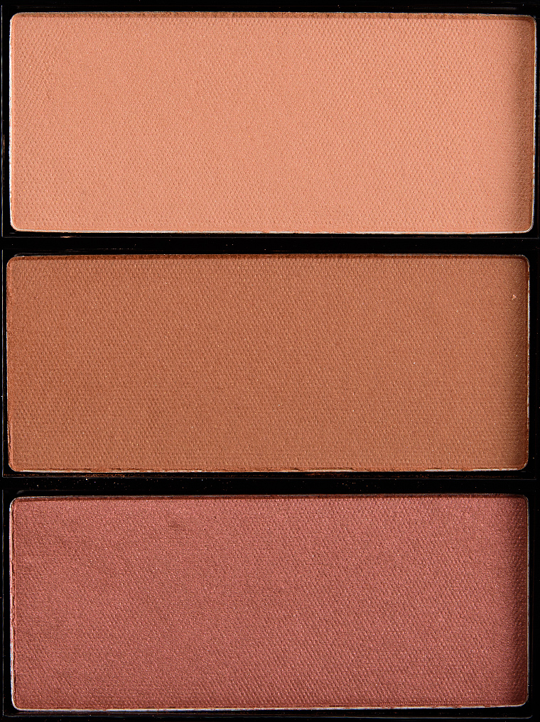 Viseart Plum/Bronze (01) Blush Palette
