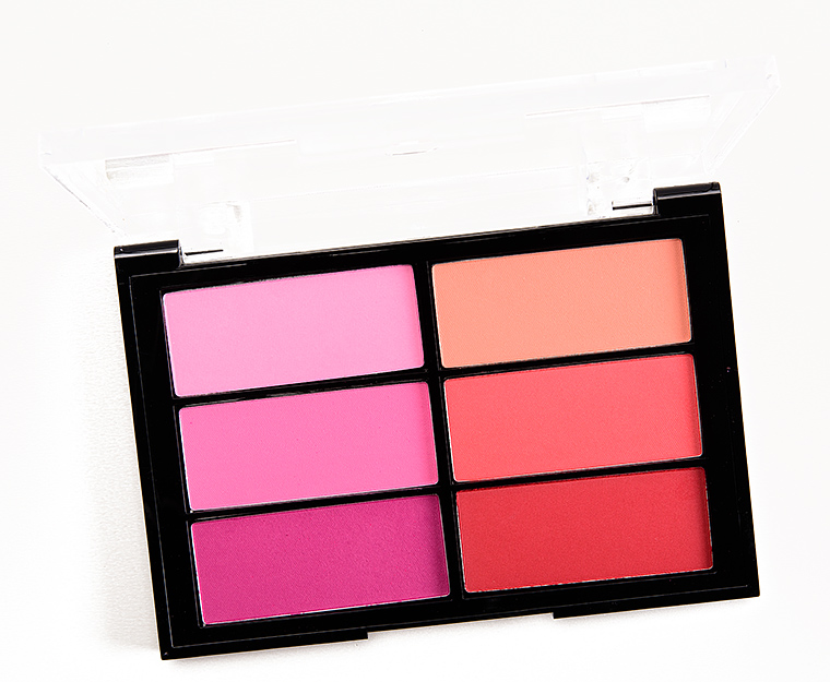 Viseart Rose/Coral (02) Blush Palette