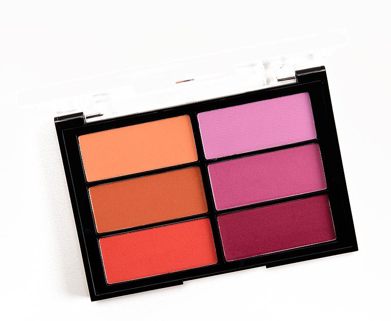 Viseart Orange/Violet (03) Blush Palette