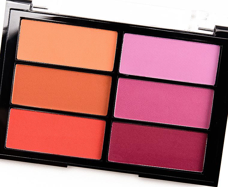 Viseart Orange/Violet (01) Blush Palette
