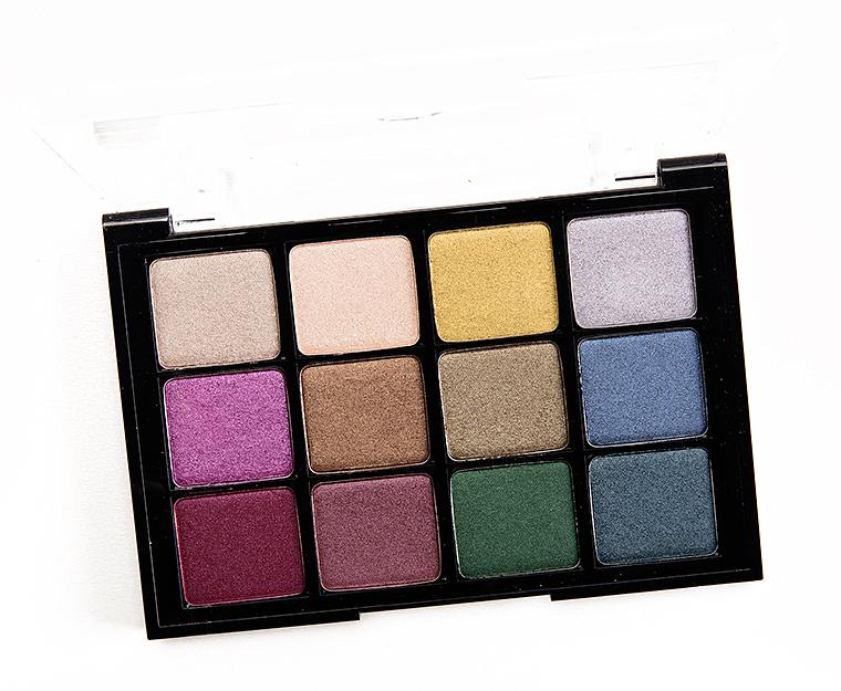 Viseart Bijoux Royal (09) Eyeshadow Palette