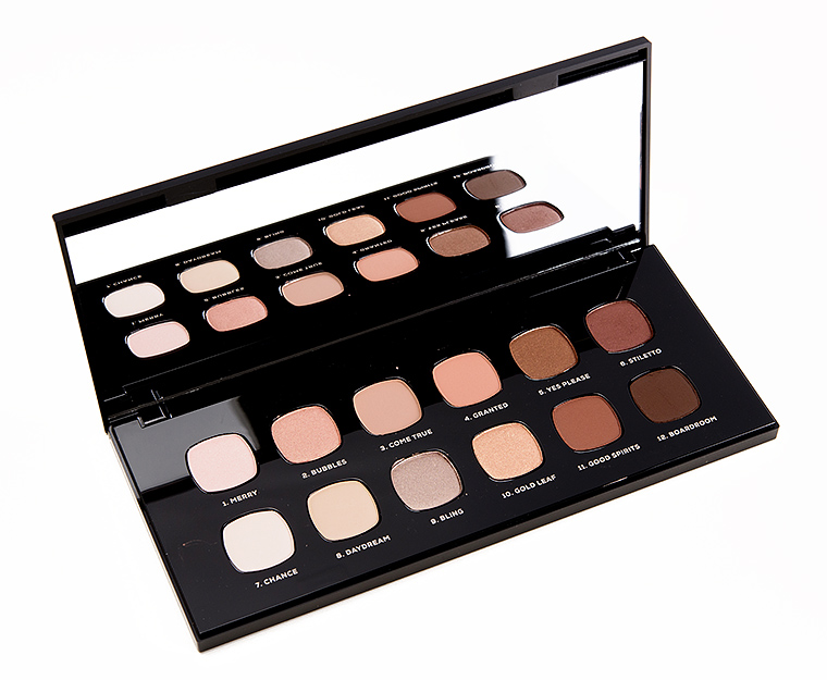 bareMinerals The Wish List READY Eyeshadow Palette Review, Photos, Swatches