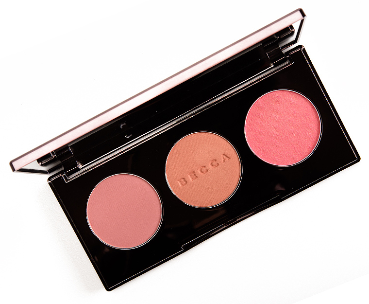 Becca Blushed with Light Holiday 2016 Blush Trio
