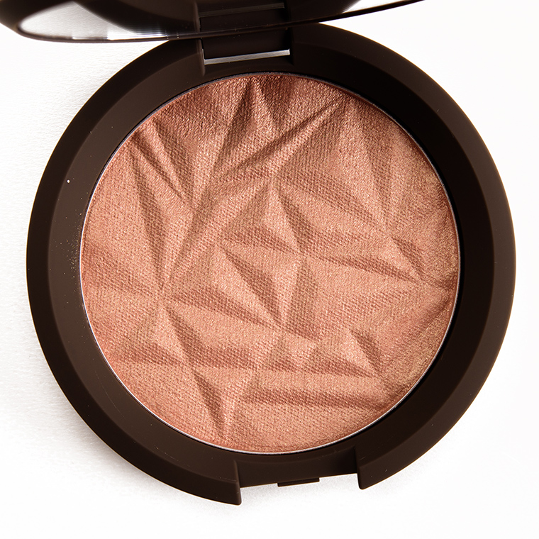 Becca Bronzed Amber Shimmering Skin Perfector Pressed