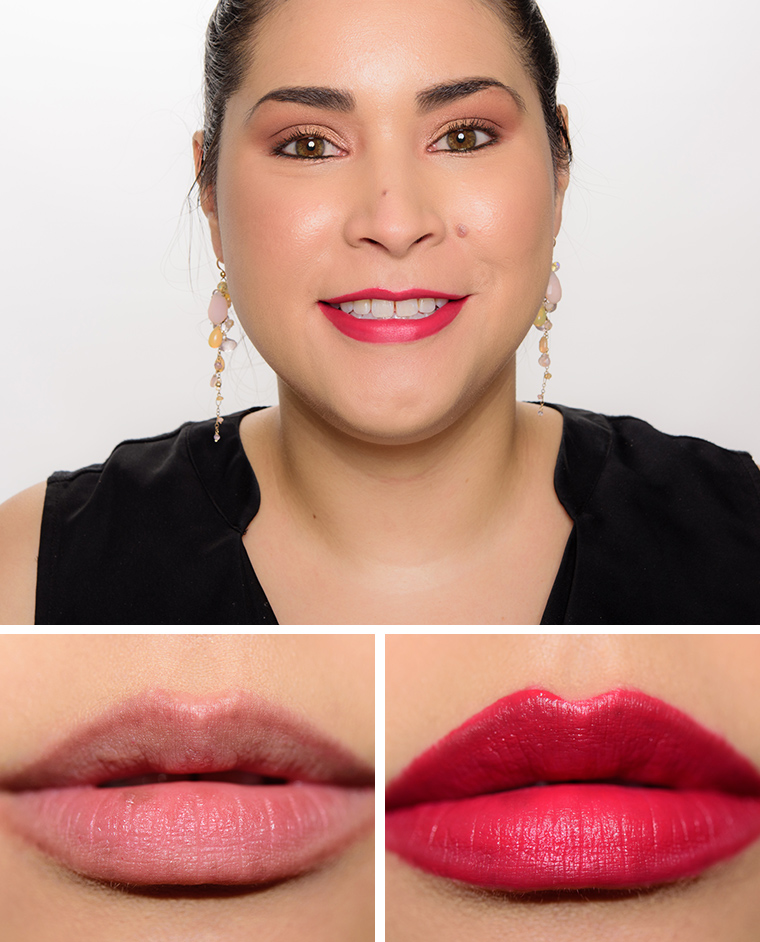 Chanel Luxuriant & Experimente Rouge Allure Ink Matte ...