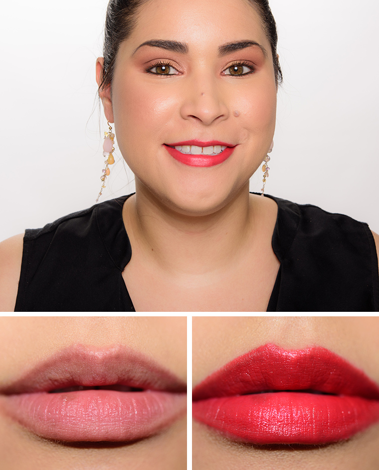 Chanel Rouge Rebelle Rouge Allure Lip Colour