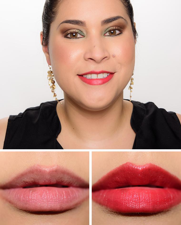 Chanel Ultrarose Rouge Allure Lip Colour