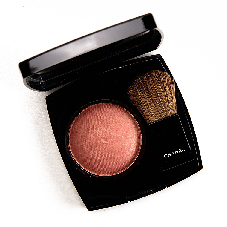 Chanel Evening Beige 340 Joues Contraste Blush Review